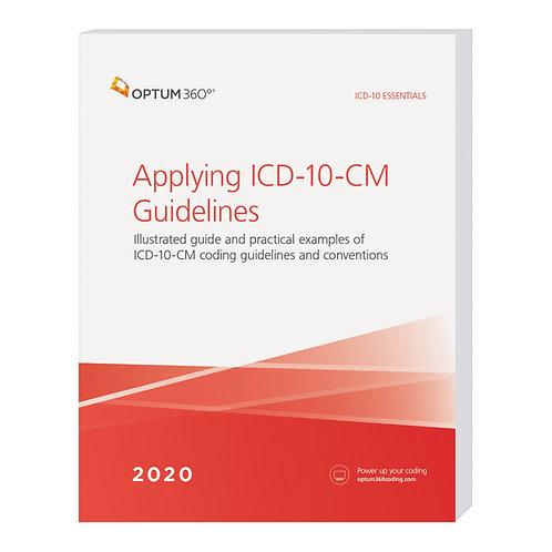 2020 ICD-10-CM Essentials - Diagnosis  ITEC20