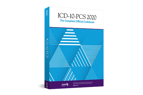 2020 ICD-10-PCS 2020 Code Set