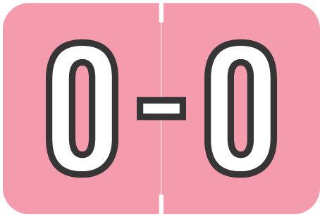 Alpha Letter O       Pink (BRPK-O)