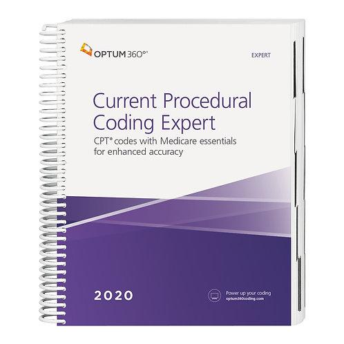 2020 CPT Expert  BCE20