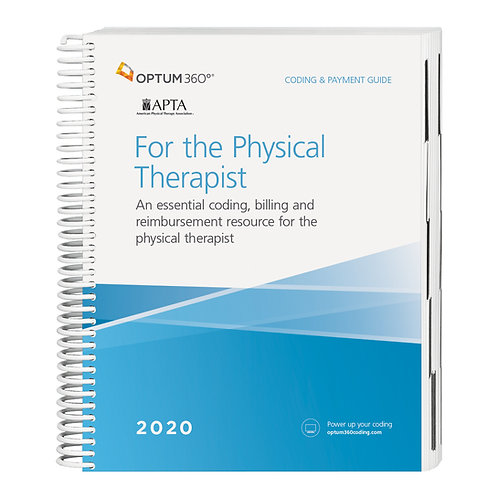 2020 Physical Therapist  (SPT20)