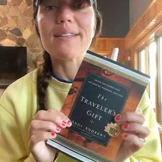 """THE TRAVELER'S GIFT"" (Chapter 8): A Forgiving Spirit | Keto Mom Book Club"