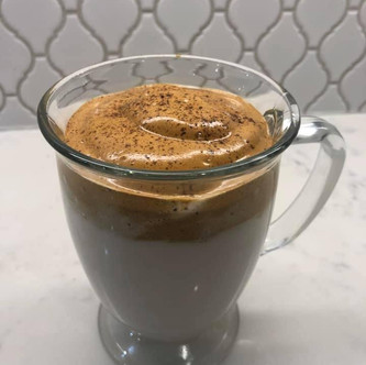 Keto Whipped Coffee