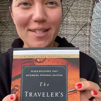 """""""THE TRAVELER'S GIFT"""" (Chapter 6): Finding A Heart for Success 
