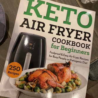 Your friendly Neighborhood Air Fryer - Keto tips for you