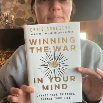 """""""WINNING THE WAR IN YOUR MIND"""" (Chapter 10): Fight or your Flight 