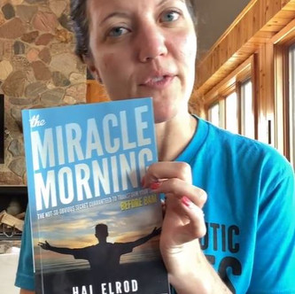 """BOOK CLUB BOOK 2 - DAY 11: """"Miracle Morning"""" Do not fear Failure 