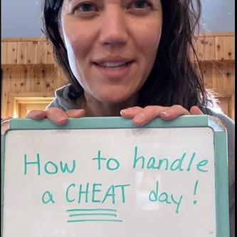 Handling A Cheat day - Keto tips | Keto mom