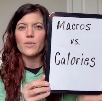 Macros vs Calories