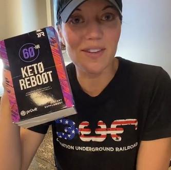The 60 hour Keto Reboot | Keto Mom