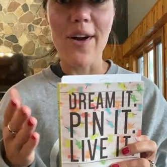"""""""DREAM IT, PIN IT, LIVE IT"""" (Chapter 1.3) Start Living your Dream in your Mind: 