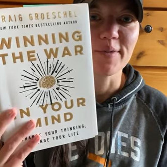 """""""WINNING THE WAR IN YOUR MIND"""" (Chapter 8): Living in Moments 