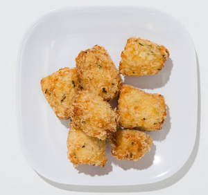 Cheesy Low Carb Tater Tots