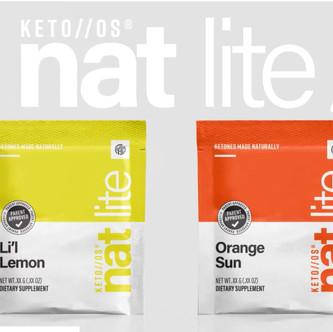 KETO//OS Nat Lite - Parent Approved | Keto Mom