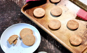 How to make low carb sugar cookies