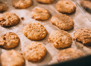 Low Carb Peanut Butter Cookie