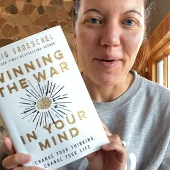 """""""WINNING THE WAR IN YOUR MIND"""" (Chapter 2): Becoming a Thought Warrior 
