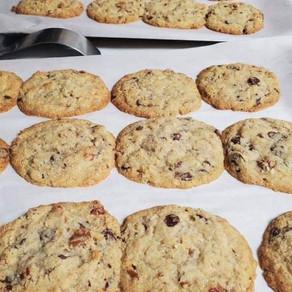 Keto Cowboy Cookies