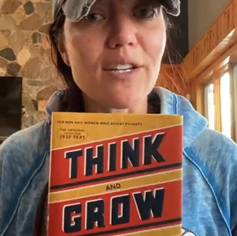 """""""THINK and GROW RICH"""" (Chapter 1): """"13 Principles to Riches""""   Keto Mom Book Club"""