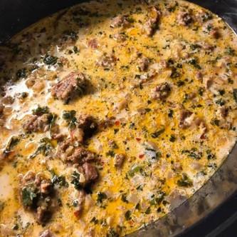 Zuppa Toscana Soup (Low Carb - Ketofied)