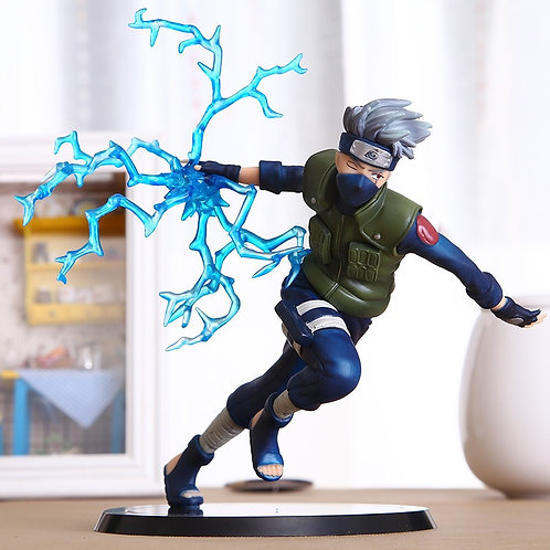 Kakashi Hatake from Naruto Collectible Figurine PVC 15cm