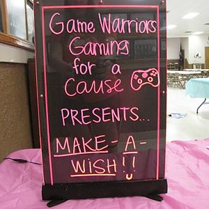 Make-A-Wish Tournament