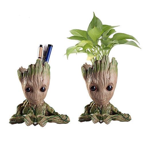 Baby Groot Flower Pot Planter/ Pen Holder