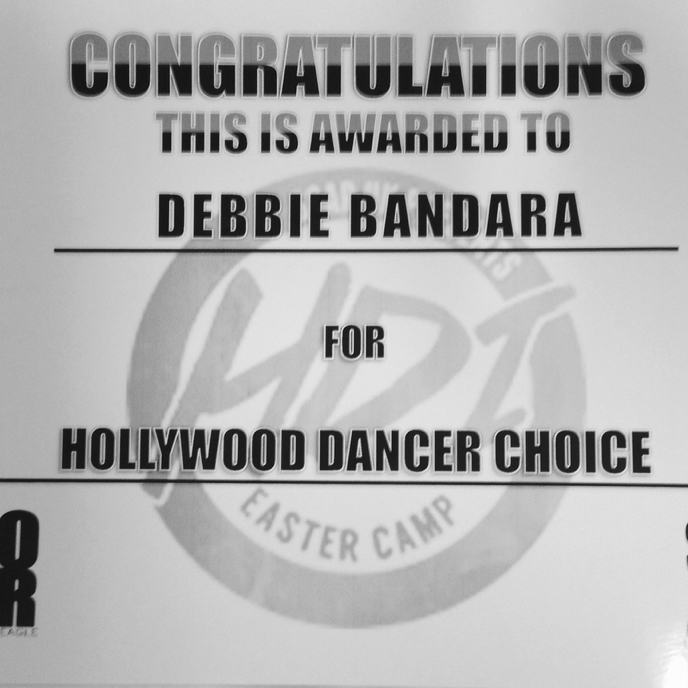 Hollywood Dancer Choice