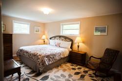 Lower King bedroom
