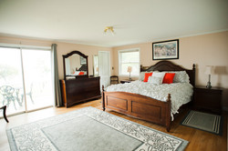 Upper King Master bedroom