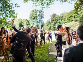 La cerimonia simbolica per le coppie miste