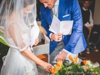 Riti simbolici per il matrimonio. Il Rito della Luce, origine e significato.