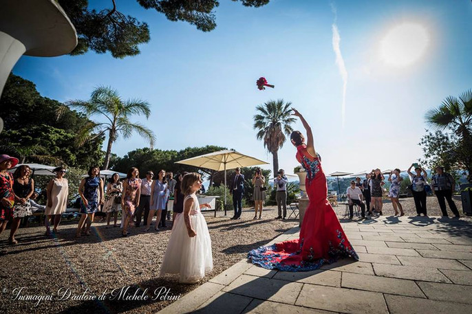Matrimonio di Pierfrancesco & Yishiang