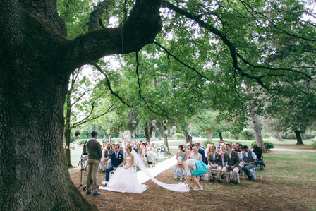 Matrimonio di Elisabeth e Jonathan