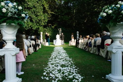 Matrimonio di Donatella e Marco