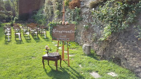 Matrimonio di Corrado e Bianca