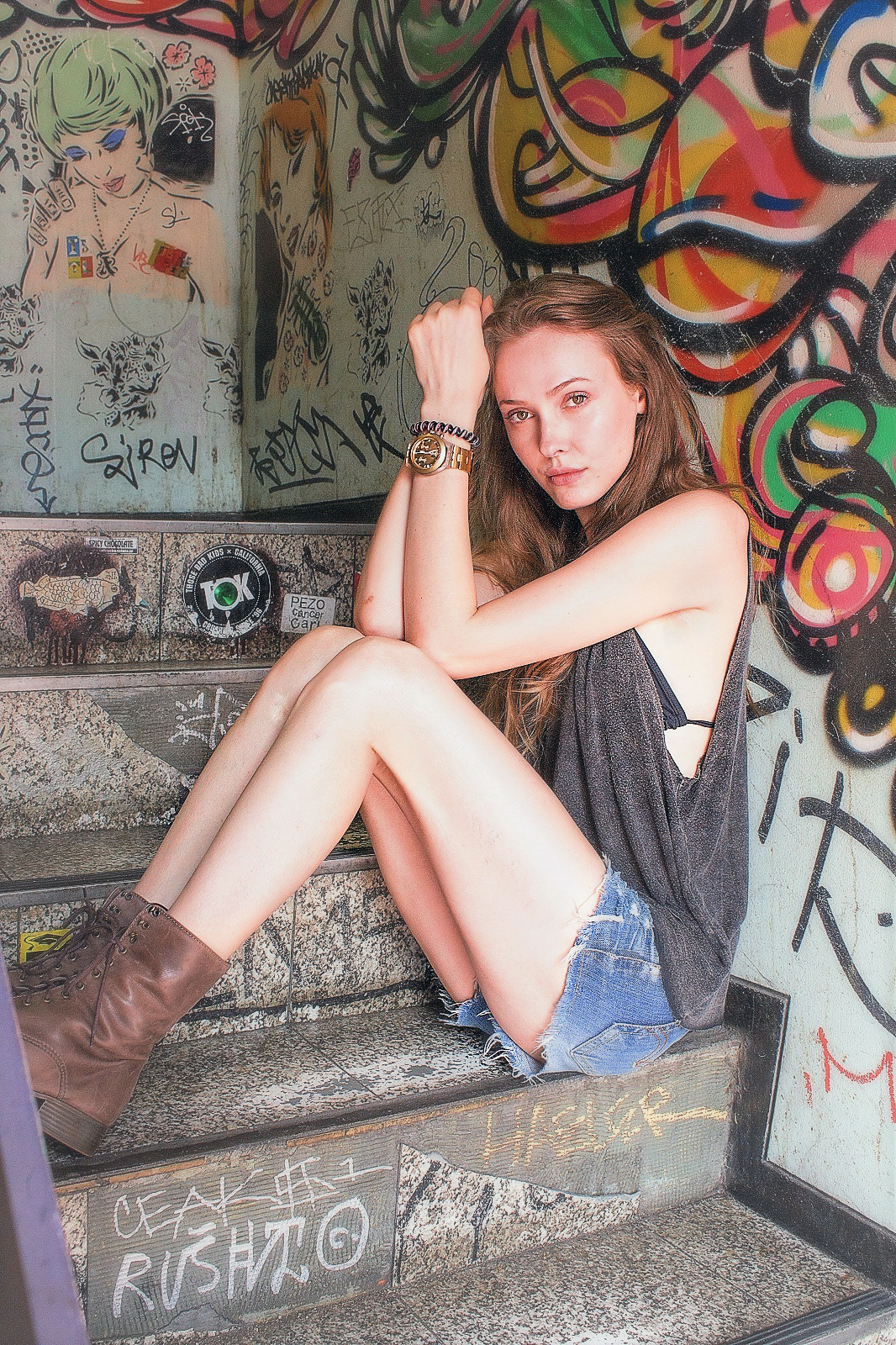 Model Ysa Horst 2013 - Nikon