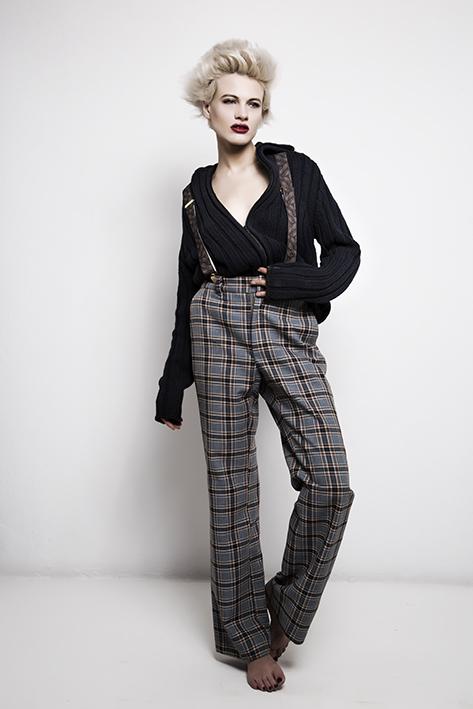 Model Caroline Rigo 2018