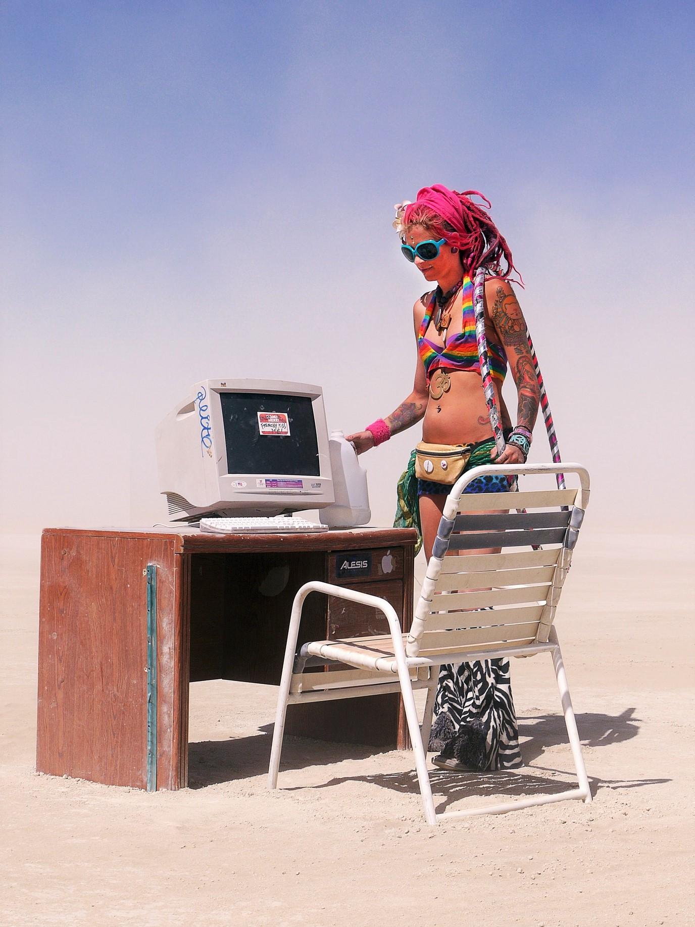 Burning Man 2017 - Nikon