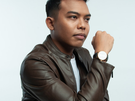 RAZAK A'AI - BEHIND HIS FIRST SINGLE ' AKU SETIA '
