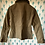 Thumbnail: Scully Leather Jacket with Faux Fur