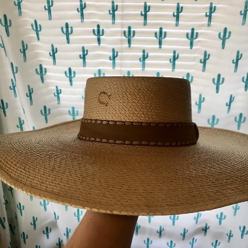 Buckaroo Straw Hat