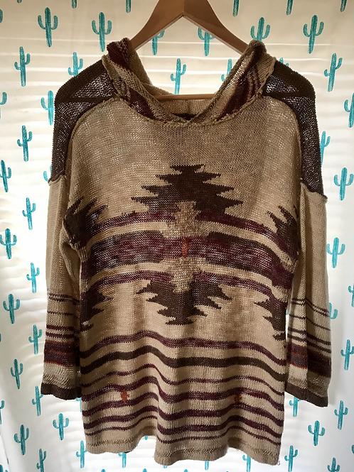 Aztec Stetson Sweater