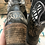 Thumbnail: Distressed Black Corral Boots - Size 8.5