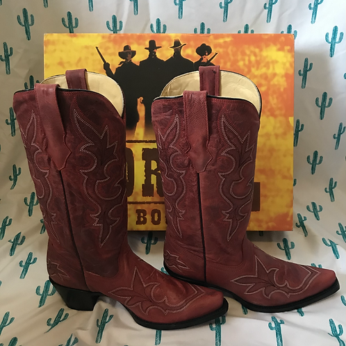 Red Corral Boots - Size 8.5
