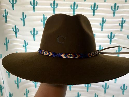 Brown Wanderer Hat