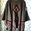 Thumbnail: Roja Knit Navajo Poncho