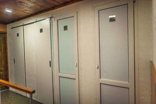 Второй этаж. Комфортные санузлы в достат