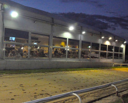 The Winning Post Resturant at night from the track.jpg