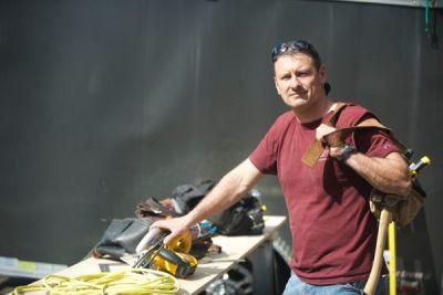 Rob Robillard, The Concord Carpenter